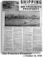photo of the S.F. Examiner advertisment